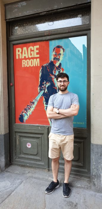 Rage Room Torino